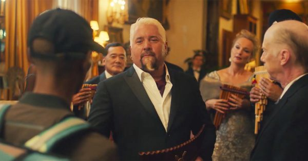 Uber Eats Shows You a Side of Guy Fieri You've Definitely Never Seen – Adweek