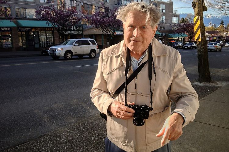 Vancouver street photographer Fred Herzog has died, age 88