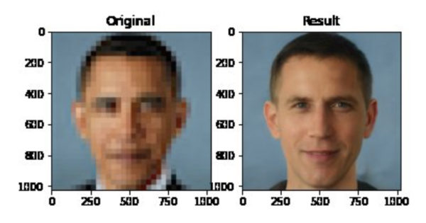 A Face Depixelation Tool Is Sparking a Debate Over AI Bias – Adweek