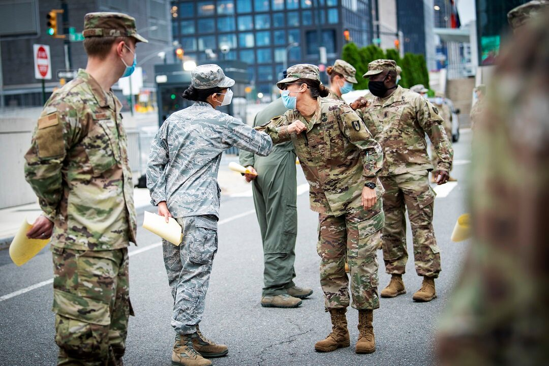 Army to stop using photos on officers' records, citing racial bias concerns