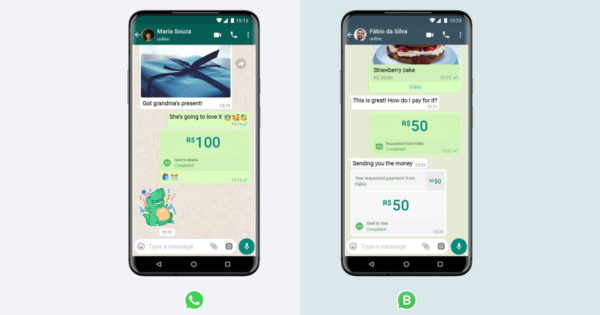 Banco Central do Brasil Calls Time Out on WhatsApp Payments – Adweek