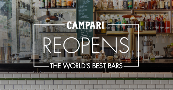 Campari Reopens 'World's Best Bars' for Virtual Happy Hours – Adweek