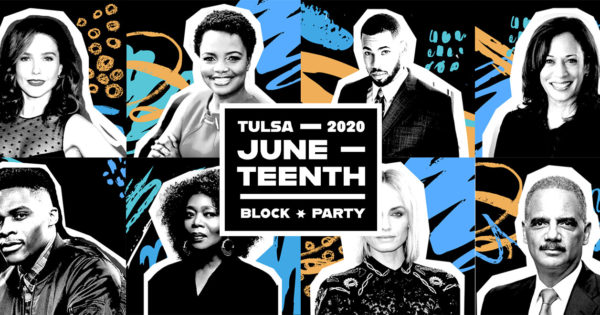 Inside The Effort to Pull Off Tulsa's Juneteenth Block Party – Adweek