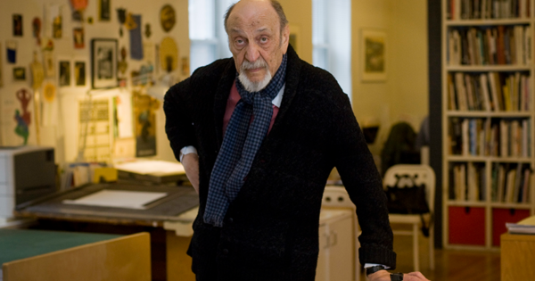 Milton Glaser, Creator of the I ♥ NY Logo, Dies at 91 – Adweek