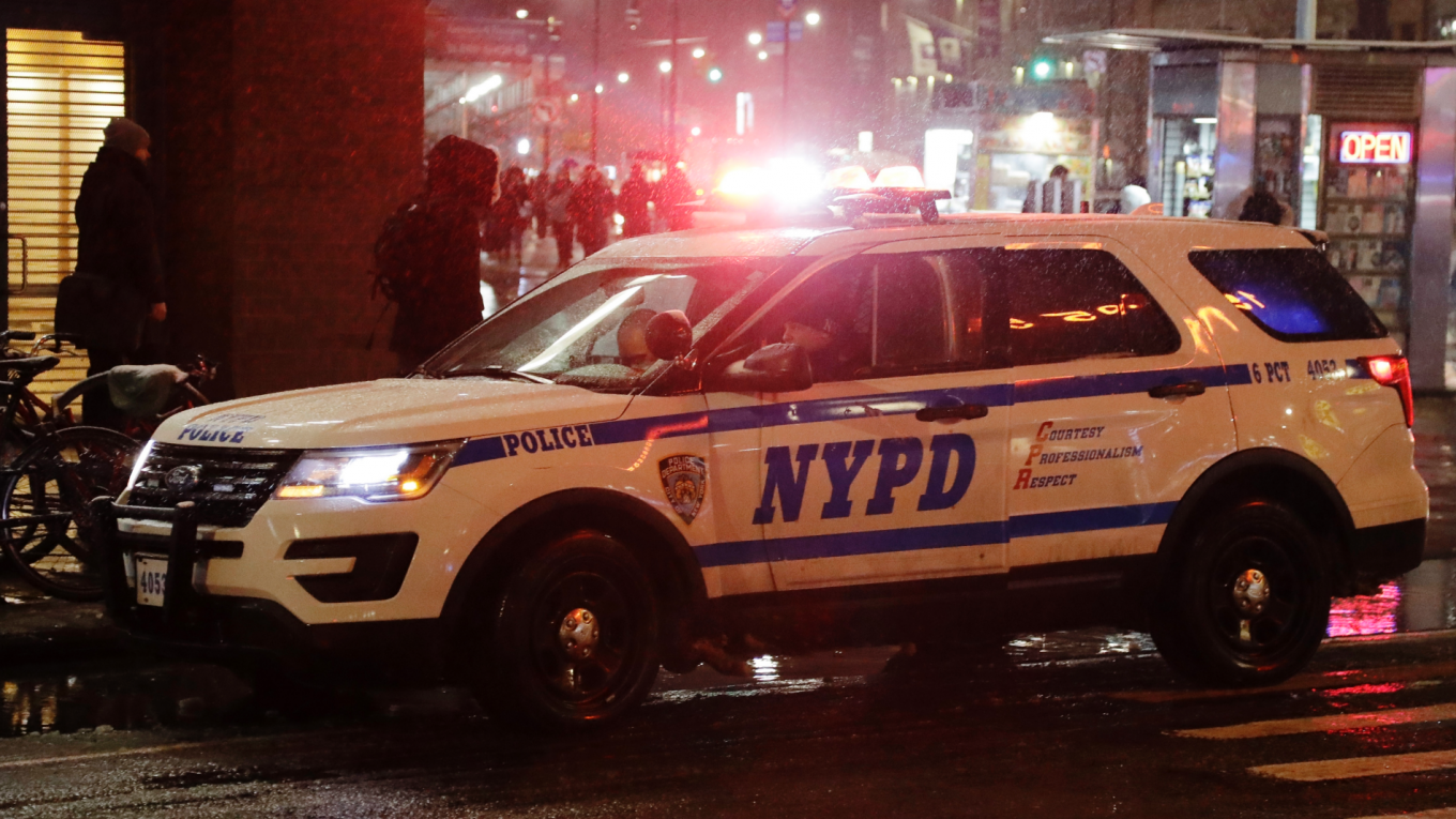 NYPD releases knife-attack video on officer: 'It was a planned assassination attempt'