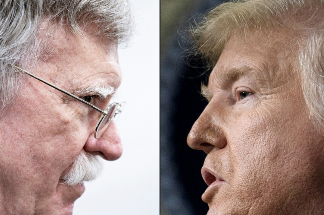 Peter Navarro: John Bolton is a Dr. Strangelove throwback who set himself up as a White House warlord