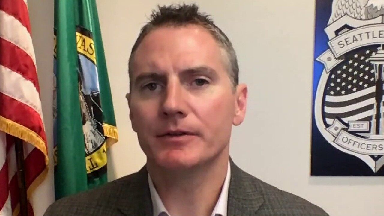 Seattle police union chief calls for 'leadership' after reports of fatal shooting in CHOP zone