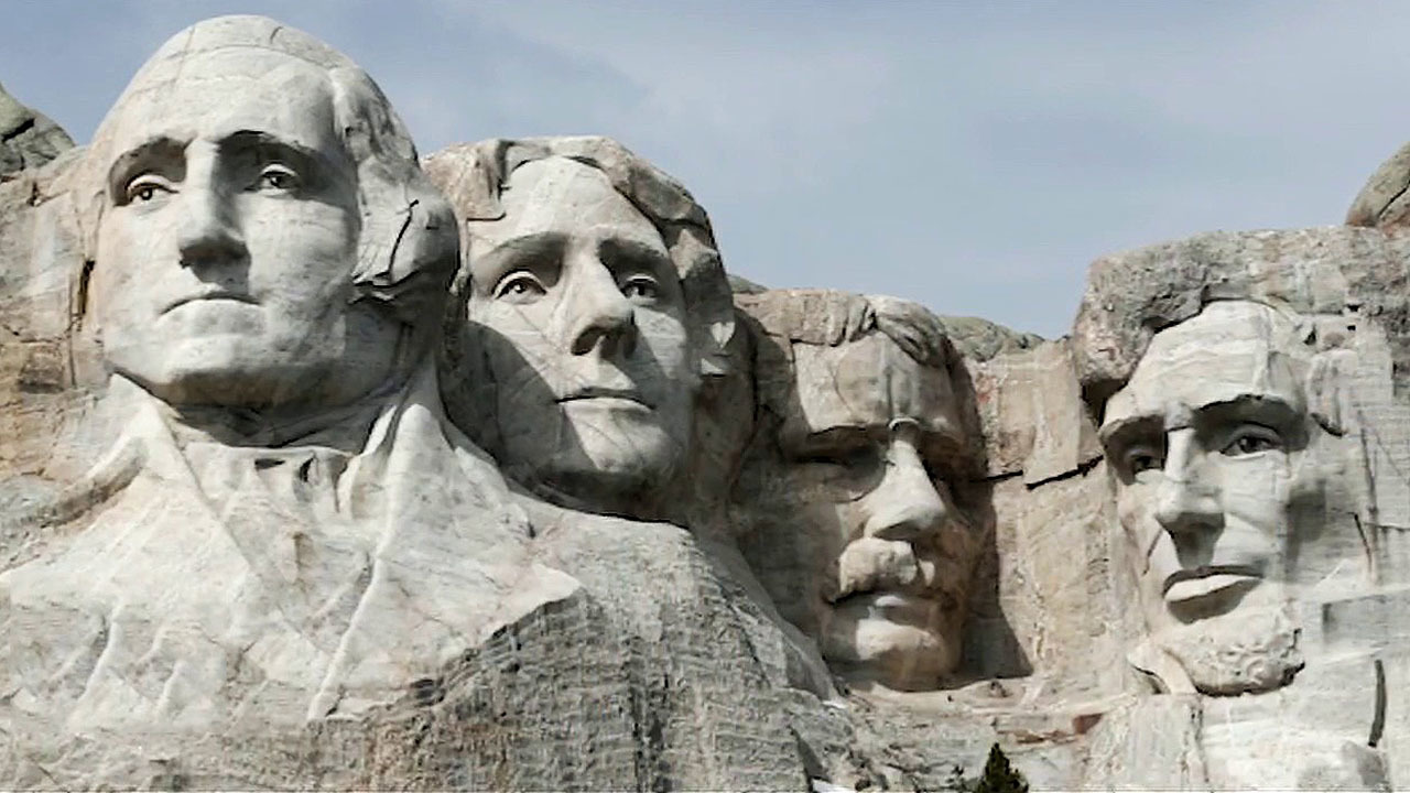 Trump's planned trip to Mount Rushmore draws fire from Native American activists