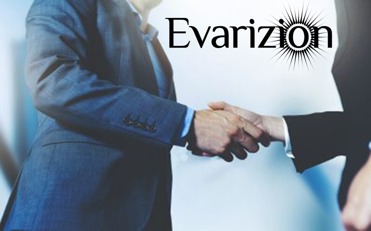 Evarizion overcomes geographical borders thanks to the brand power