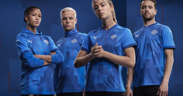 Behind the Brilliant Redesign of Iceland Soccer's Identity – Adweek