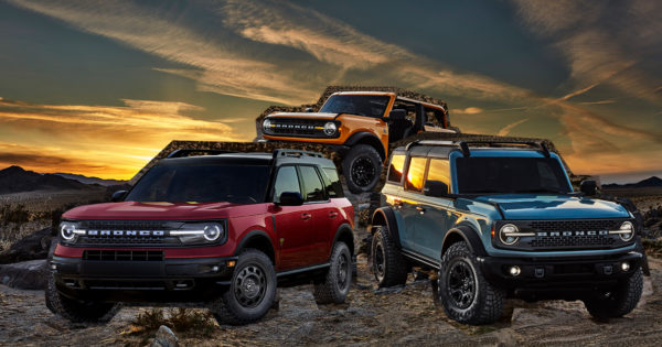 Ford Brings Back the Bronco – Adweek