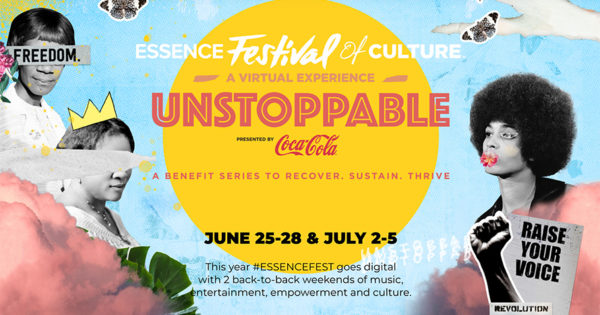 Inside Essence Festival's First Virtual Experience – Adweek