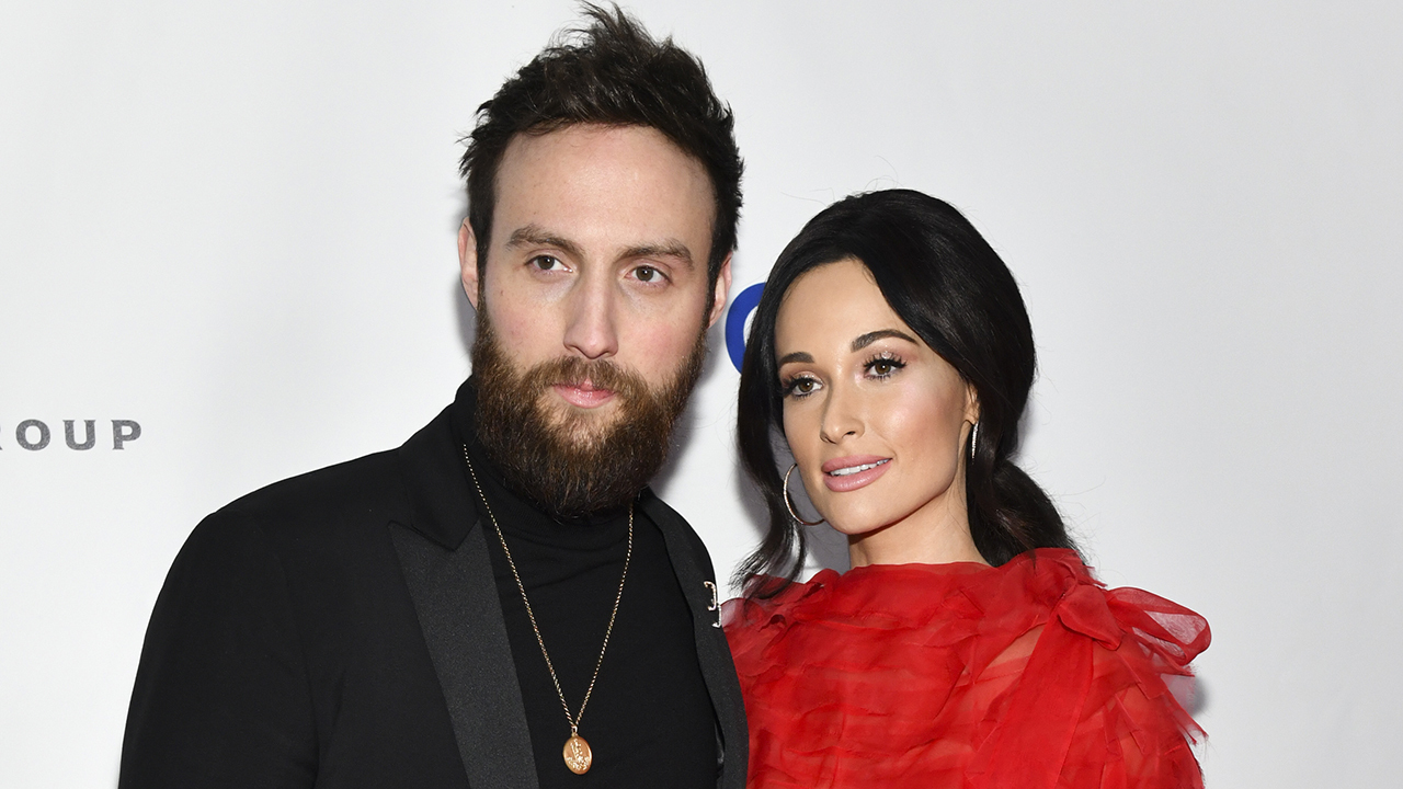 Kacey Musgraves supports ex Ruston Kelly after their split