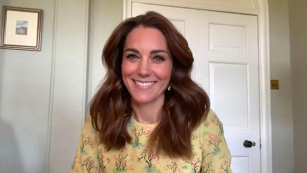 Kate Middleton debuts new summer haircut and color