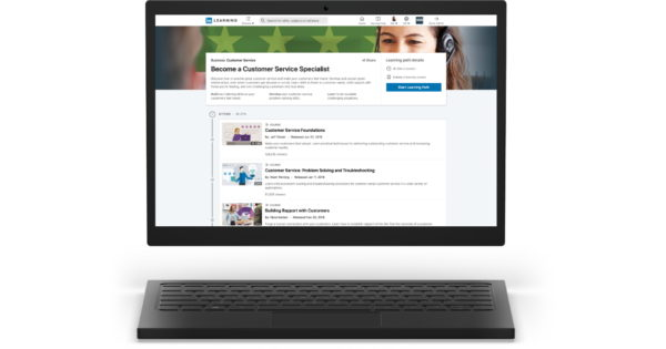 LinkedIn Aims to Bring Digital Skills to 25M People With Free LinkedIn Learning Paths – Adweek