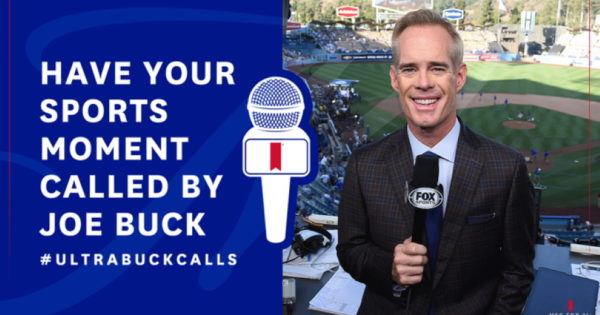 Michelob Ultra and Joe Buck Want Fans to Share Their Great Backyard Sports Calls – Adweek