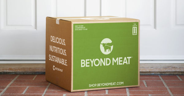 Beyond Meat Launches Its Own DTC Site Amid a Year of Tremendous Growth