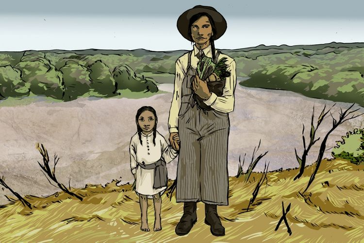 From pixelated to post-colonial: iconic 1980s Oregon Trail video game gets an Indigenous reboot