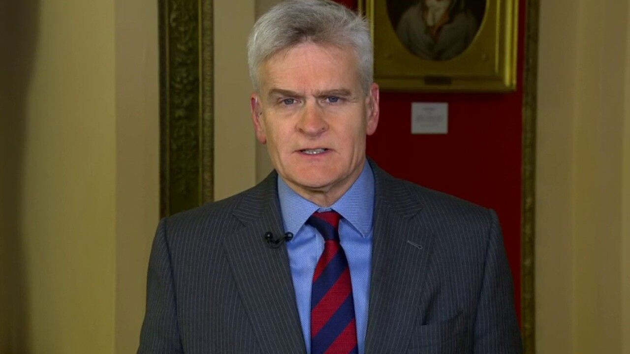 GOP Sen. Bill Cassidy tests positive for coronavirus
