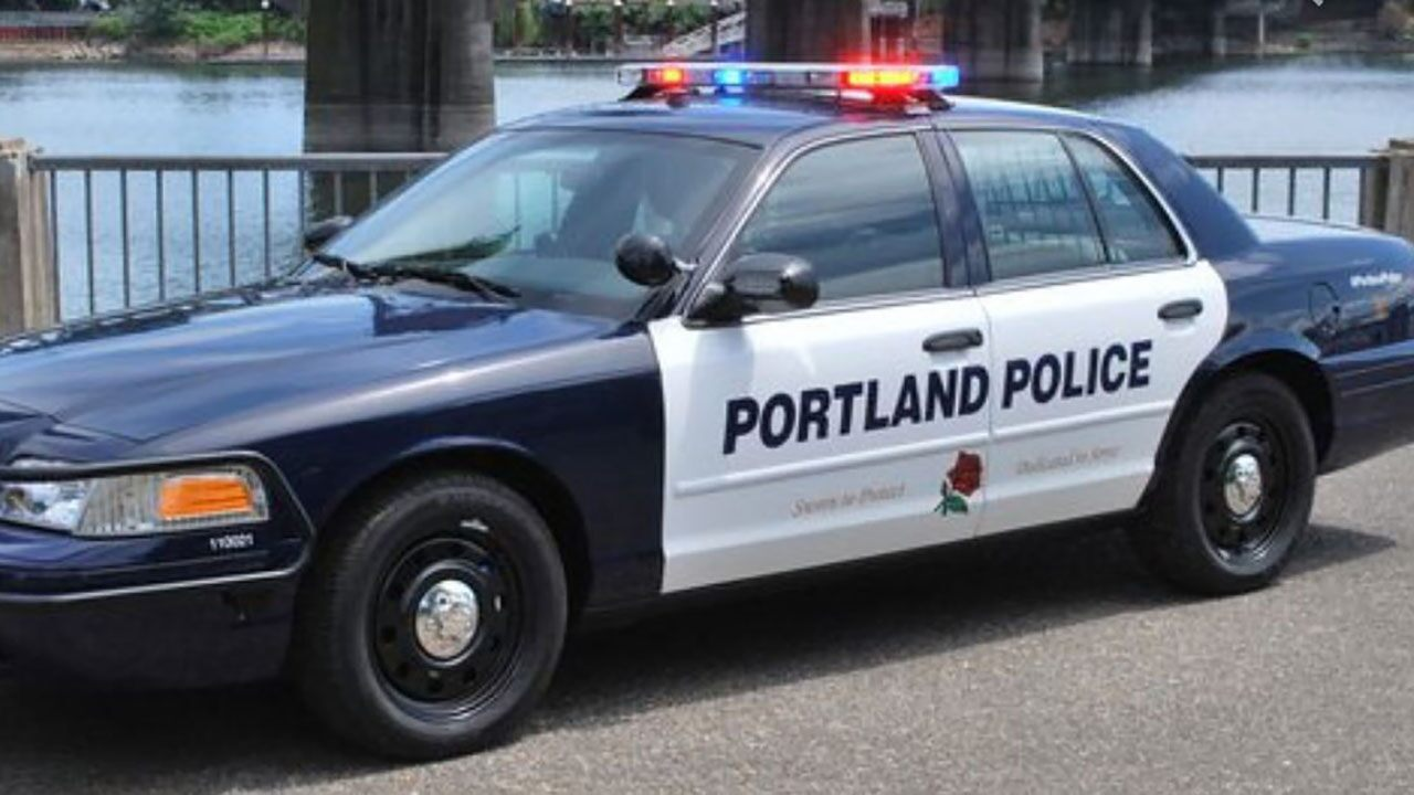Portland police defend not engaging with clashing protesters as more 'prudent'