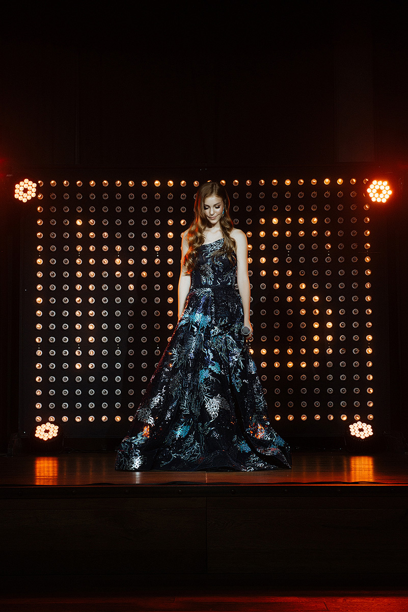 """Singer Marie Smirnova: presentation of the project, the first music video, and the announcement of the """"Zhar-ptytsia"""" album"""