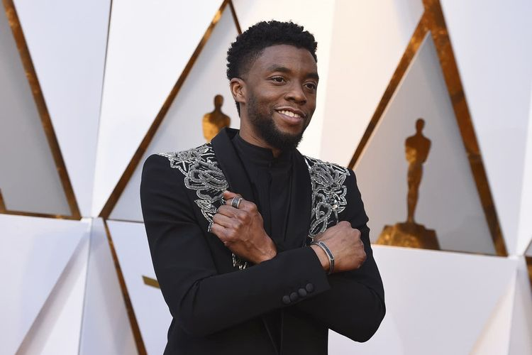 Petition launched to replace Confederate monument in South Carolina with statue of actor Chadwick Boseman