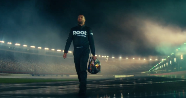 A Powerful Ad From This Insurance Challenger Supports Bubba Wallace and His Drive for Social Change
