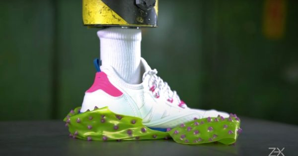 Adidas Blends Surreal, Satisfying Art and ASMR in a 12-Hour Video Starring Its New Shoe