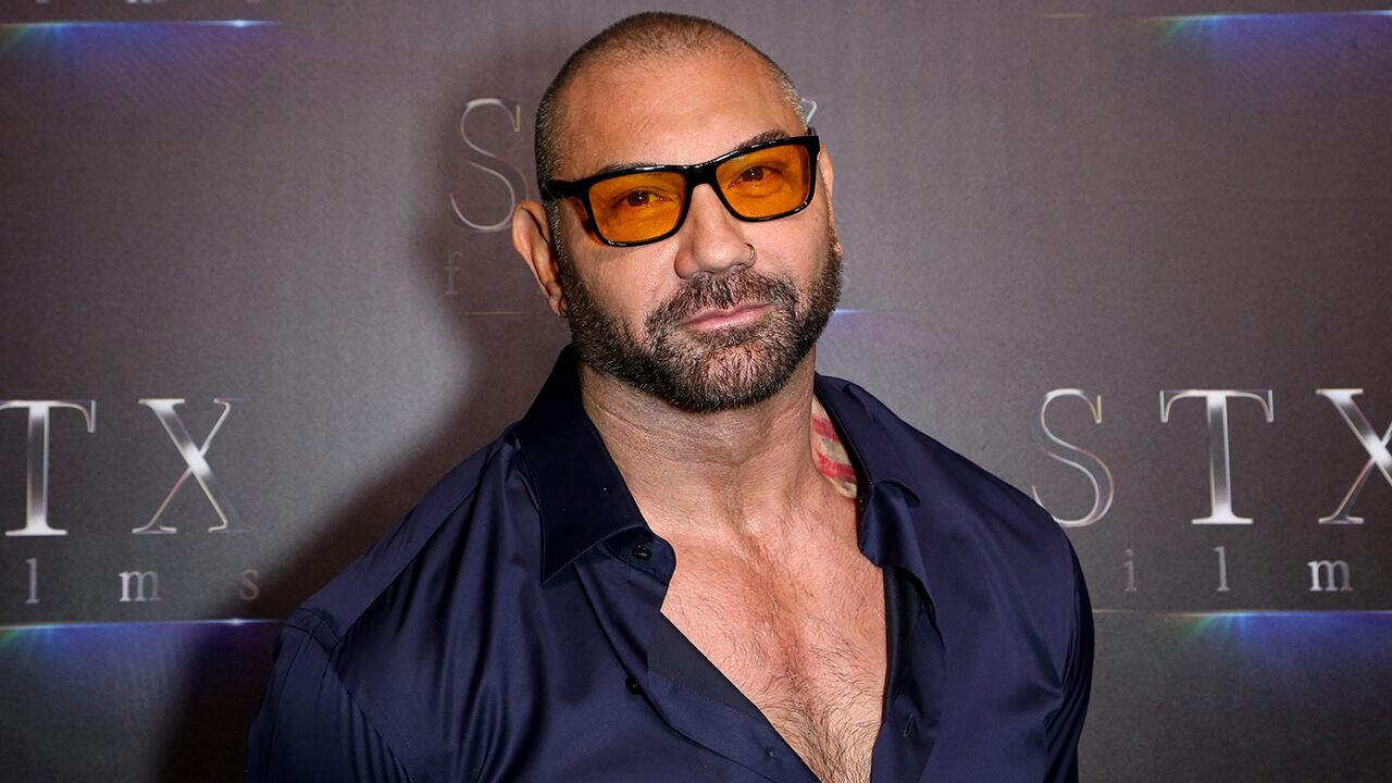 Dave Bautista talks 'toughness' in campaign video for Joe Biden that's critical of Donald Trump