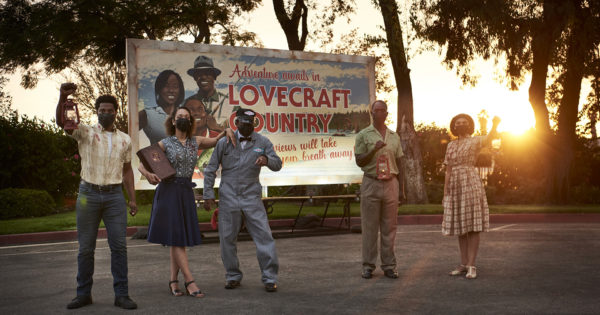HBO Brings Lovecraft Country Into the Real World With Drive-In Event