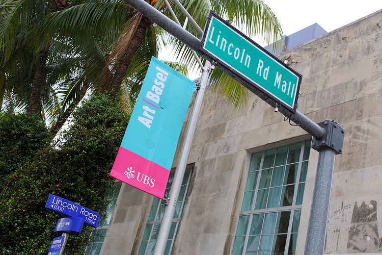 Miami Beach launches residency programme to help artists and businesses in lieu of Art Basel tourism revenue