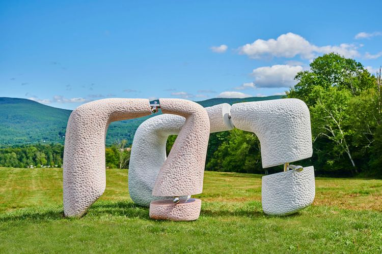A breath of fresh air: The Clark Institute opens its first outdoor exhibition