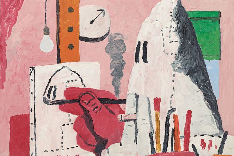 After tumult, museums say that a delayed Philip Guston exhibition will open in 2022