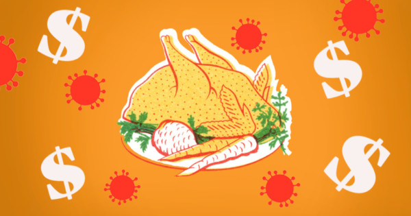 Americans Spent Over $5 Billion on Thanksgiving This Year