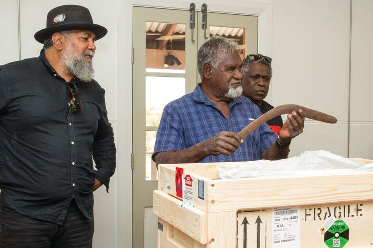 Australia pledges millions towards repatriation of Aboriginal artefacts from overseas collections