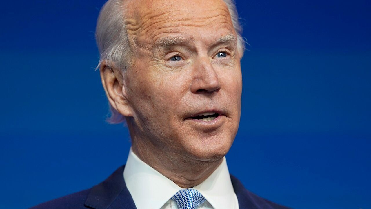 Biden's streak of receiving softball questions from journalists continues