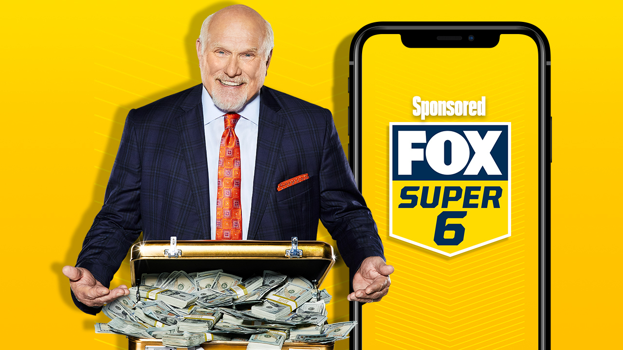 Predict six NFL winners, win $1 million with FOX Super 6