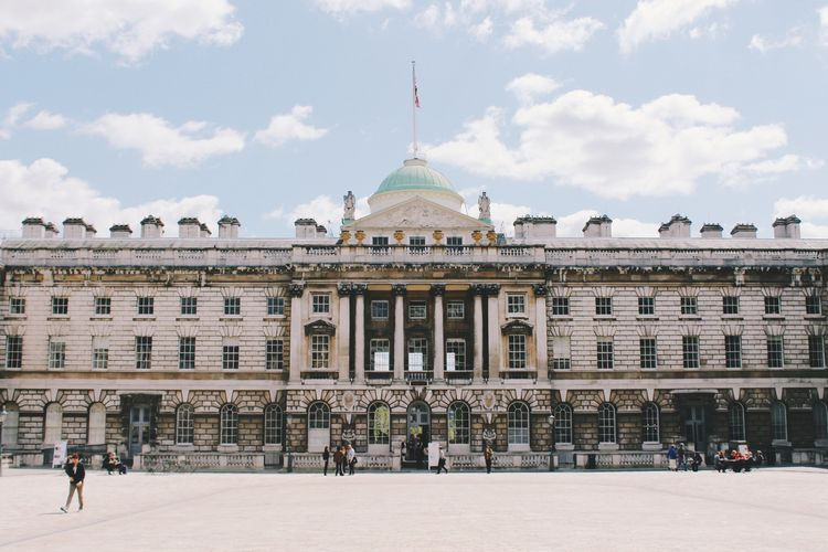 Somerset House to dig into its colonial past