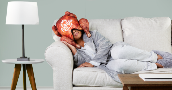 That Arby's Deep Fried Turkey Pillow From SNL Is a Very Real Product