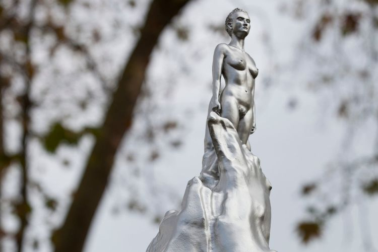 Twitter explodes with debate around long-awaited statue of feminist trailblazer Mary Wollstonecraft