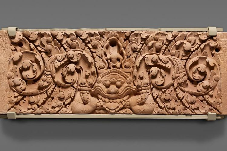 US presses for return of two Thai lintels from Asian Art Museum in San Francisco to Thailand