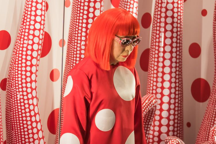 Yayoi Kusama on 2020: 'O demons of unwonted fate. We will stand and face you'