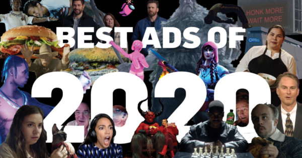 2020's Top Ads in 3 Minutes; 3 Tech Developments That Will Change 2021: Thursday's First Things First