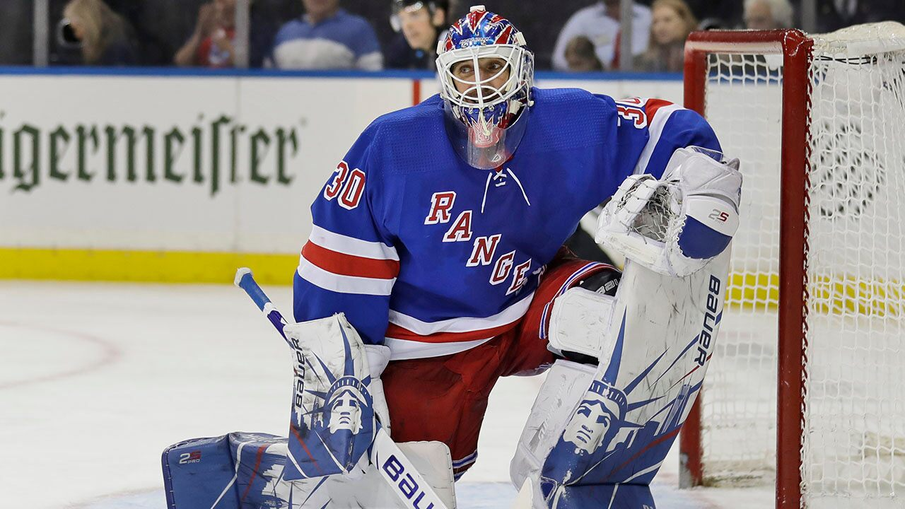 Henrik Lundqvist says he's scheduled for open-heart surgery