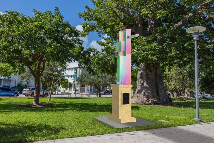 Mama said: Najja Moon's new Miami Beach monument honours mothers in their own words