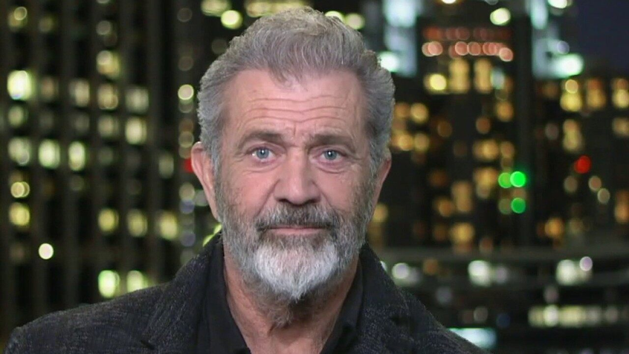 Mel Gibson talks about 'Braveheart,' Hollywood's coronavirus battle -- and why he steers clear of politics