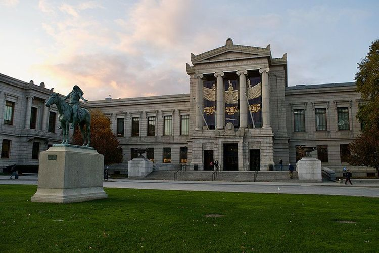 Museum of Fine Arts Boston and other US institutions announce a second wave of pandemic closures
