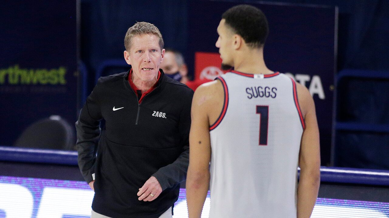 No. 1 Gonzaga beats Northwestern State for 2nd night in row