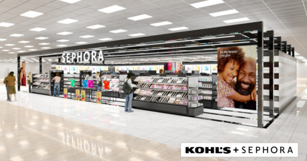 Sephora, Kohl's Alliance Ends Latter's Union With JCPenney