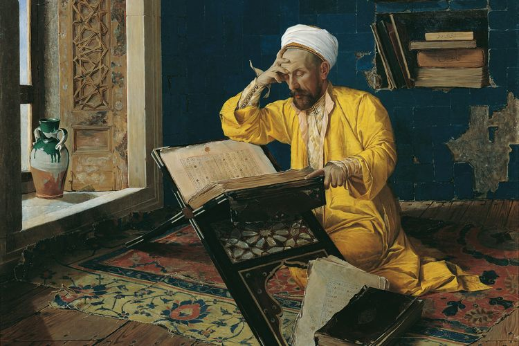 Two new books have different takes on the question: just what is Islamic Art?